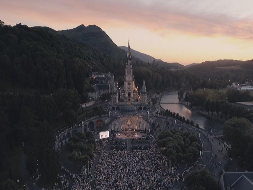Lourdes, the sanctuary of excess