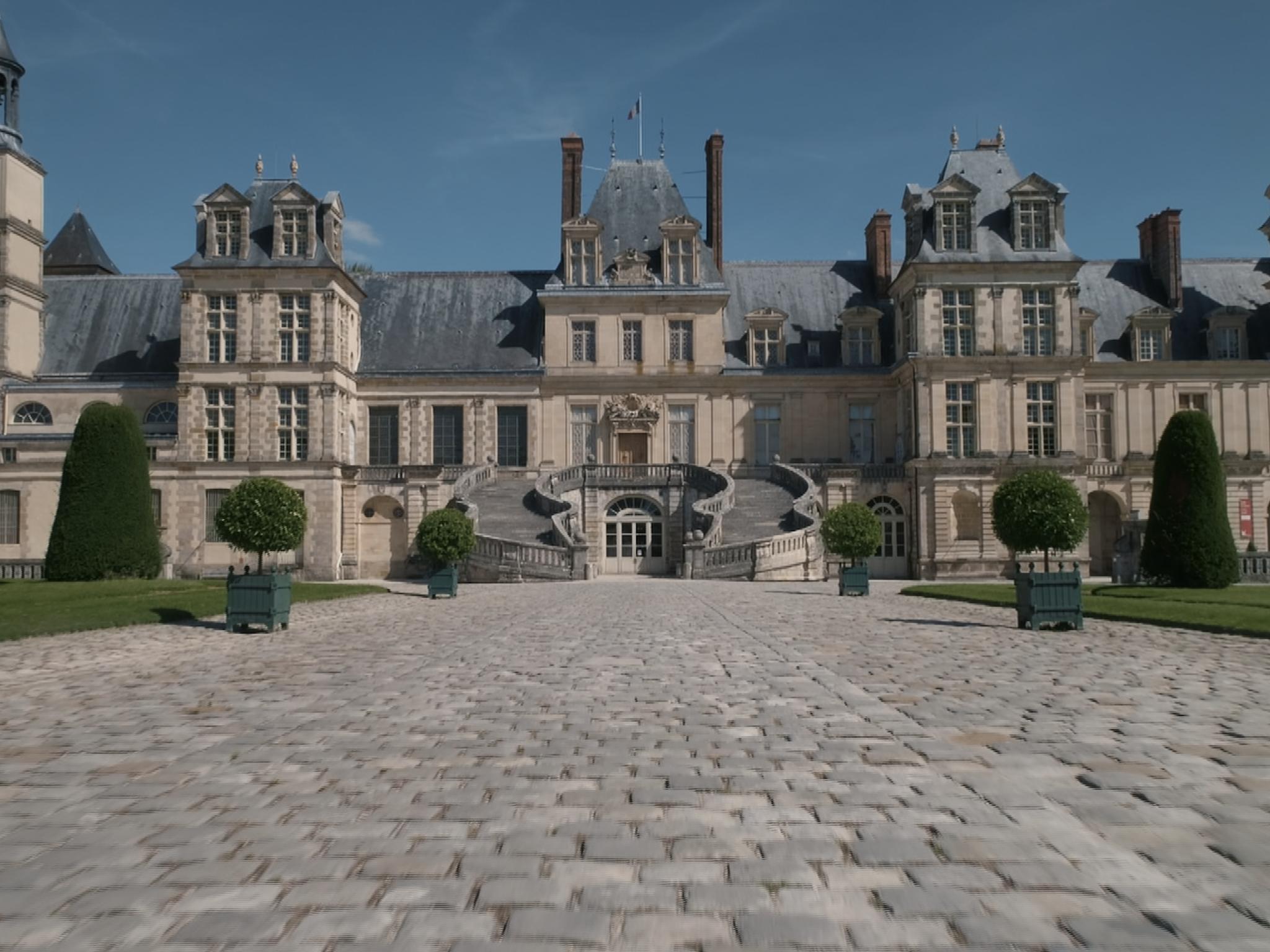 Fontainebleau : a royal megastructure