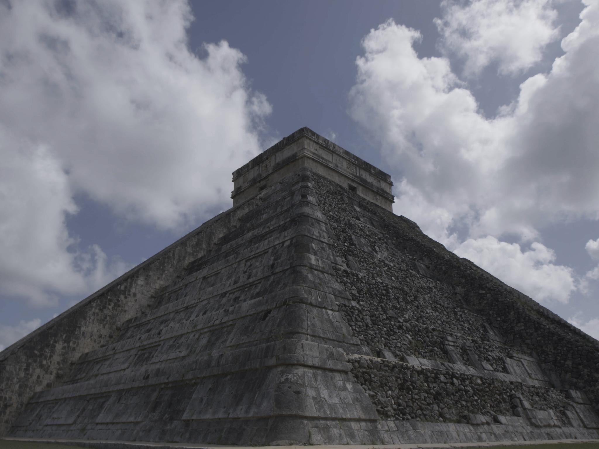 The mysterious Mayan cities: Chichén Itzá